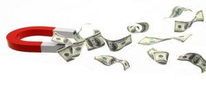 Как быстро притянуть к себе деньги