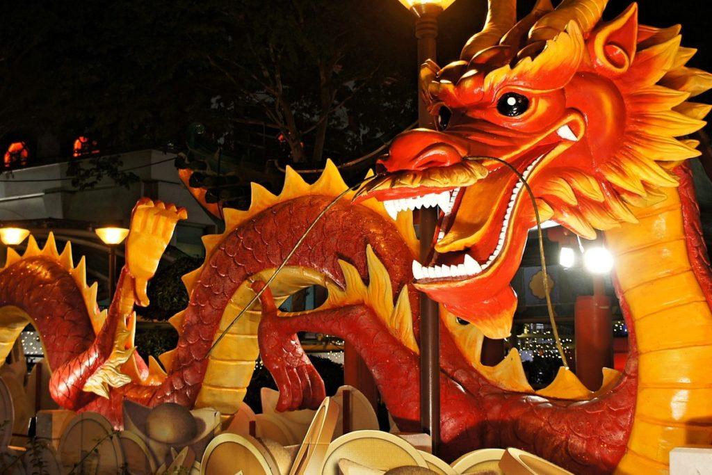 Как привлечь удачу в Китайский Новый год?